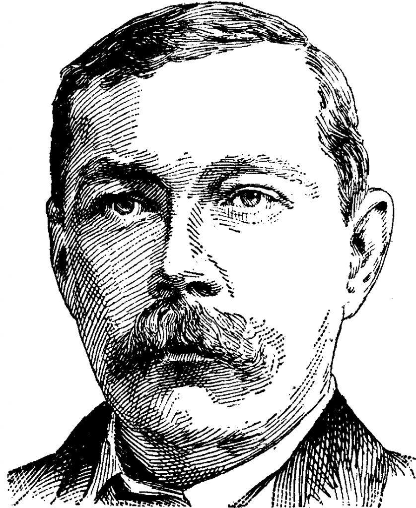 Doctor Conan Doyle – the Mayumba and George Budd