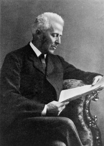Joseph Bell - Inspiration for Sherlock Holmes
