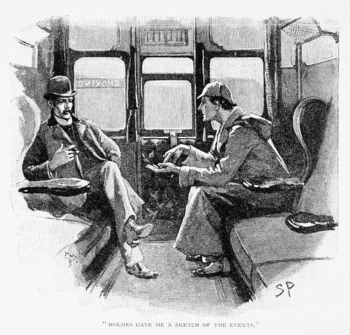 Sherlock Holmes Crossword Puzzle
