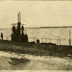 submarines around the time of World War One