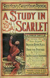 List of Sherlock Holmes Fiction