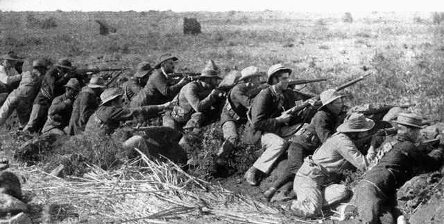 Mafeking, 1899 - During the Boer War