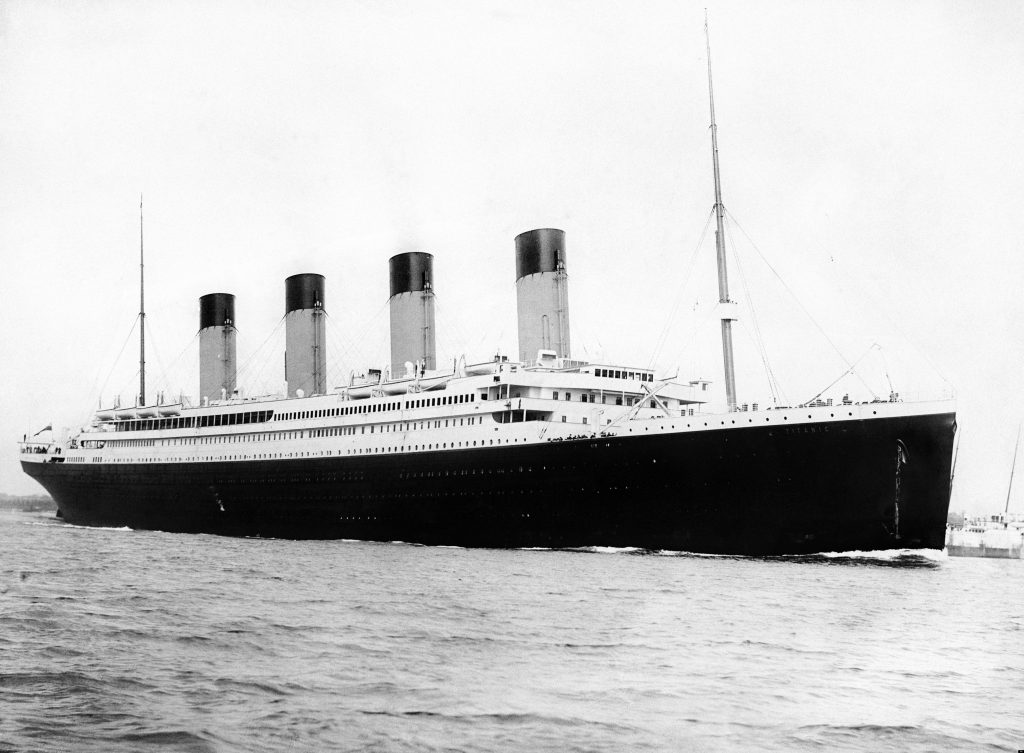Conan Doyle, George Bernard Shaw and the Titanic