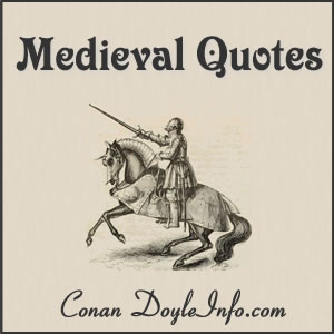 Medieval Quotes