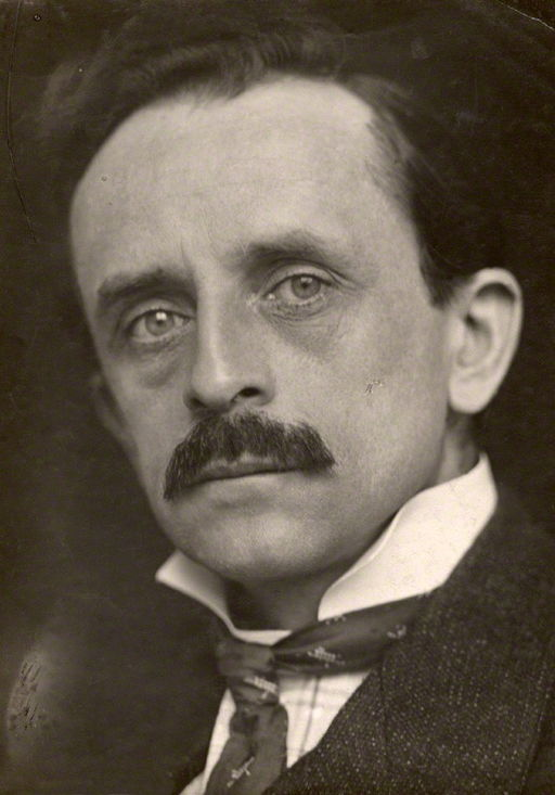 James M. Barrie, 1902