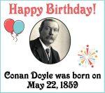 Timeline of Life of Conan Doyle