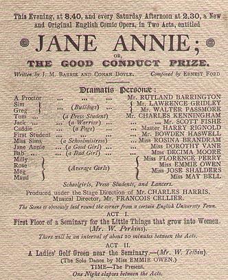 Jane Annie